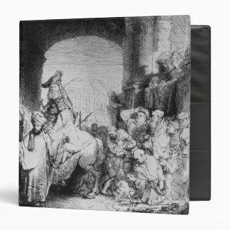 The Triumph of Mordecai, c.1640 3 Ring Binder
