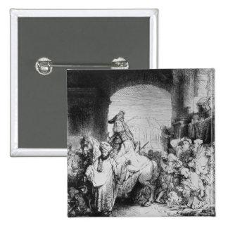 The Triumph of Mordecai, c.1640 Button