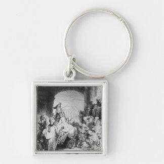The Triumph of Mordecai, c.1640 Keychain