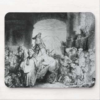 The Triumph of Mordecai, c.1640 Mouse Pad