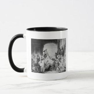 The Triumph of Mordecai, c.1640 Mug
