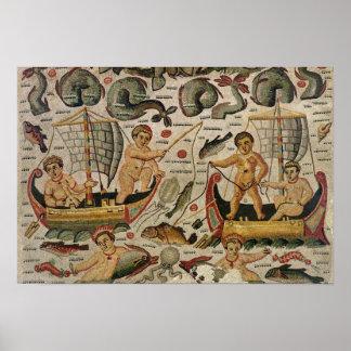 The Triumph of Neptune and Amphitrite Poster