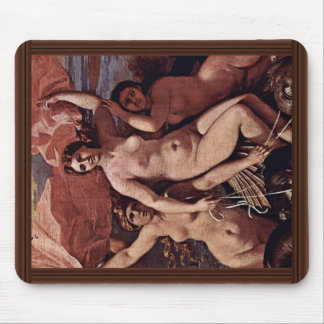The Triumph Of Neptune The Baccanale Richelieu Mousepads