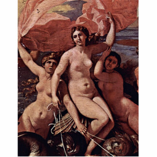 The Triumph Of Neptune (The Baccanale Richelieu) Standing Photo Sculpture