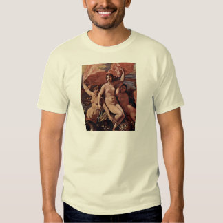 The Triumph Of Neptune (The Baccanale Richelieu) Tee Shirts