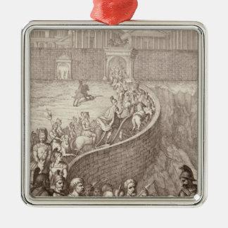 The Triumph of Quintus Fabius Metal Ornament