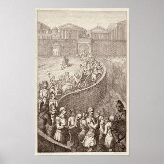The Triumph of Quintus Fabius Posters