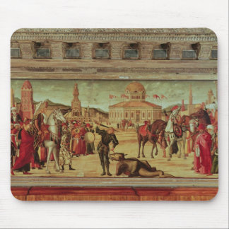 The Triumph of St. George, 1501-7 Mouse Pad