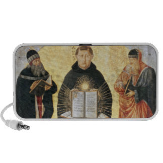The Triumph of St. Thomas Aquinas Mini Speaker
