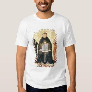 The Triumph of St. Thomas Aquinas T Shirts