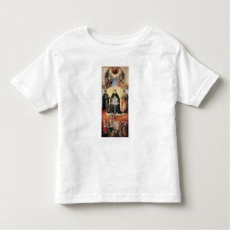 The Triumph of St. Thomas Aquinas Tshirts