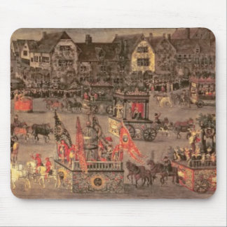 The Triumph of the Archduchess Isabella (1556-1633 Mouse Pad