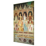 The Triumph of the Catholic Doctrine Stretched Canvas Print