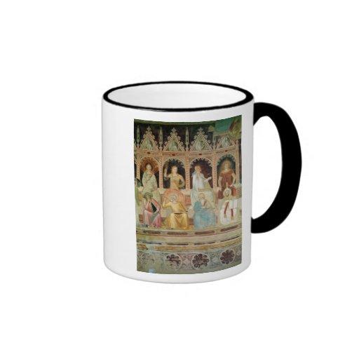 The Triumph of the Catholic Doctrine Coffee Mugs