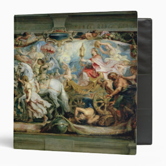 The Triumph of the Church 3 Ring Binder