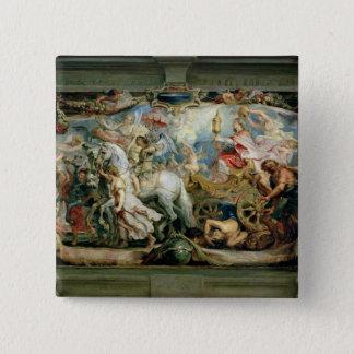 The Triumph of the Church Button