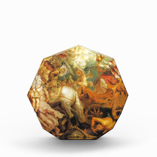 The Triumph of the Church by Peter Paul Rubens Acrylic Award