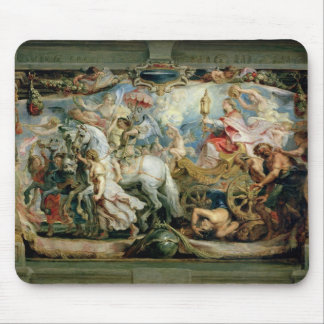 The Triumph of the Church Mouse Pad