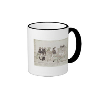 The Triumph of the French Armies Coffee Mug