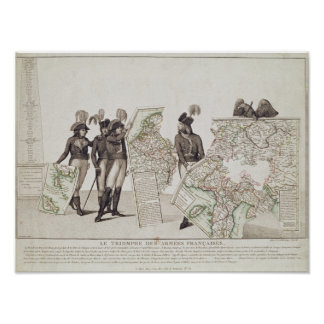 The Triumph of the French Armies Print