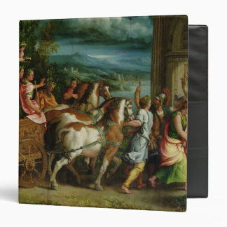 The Triumph of Titus and Vespasian, c.1537 Binder