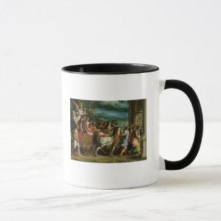 The Triumph of Titus and Vespasian, c.1537 Mug