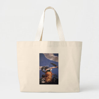 The Triumph of Virtue over Vice by Paolo Veronese Jumbo Tote Bag
