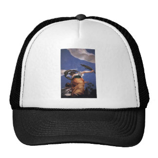 The Triumph of Virtue over Vice by Paolo Veronese Trucker Hat