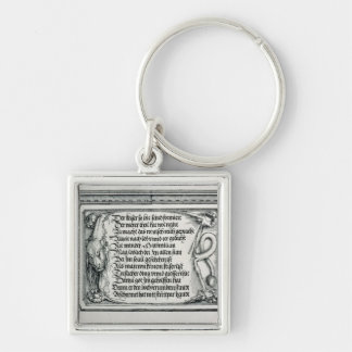 The Triumphal Arch Keychain
