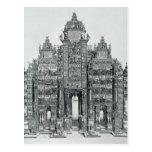 The Triumphal Arch Postcard