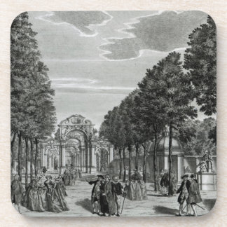 The Triumphal Arches, Handel's Statue in the South Coaster