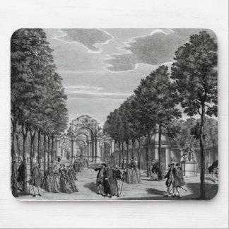The Triumphal Arches, Handel's Statue in the South Mouse Pad