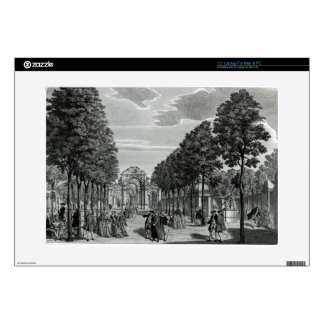 The Triumphal Arches, Handel's Statue in the South Skin For Laptop