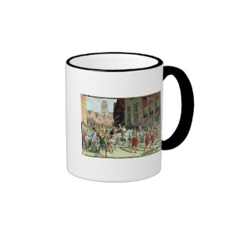The Triumphal Arrival in Rotterdam Mugs
