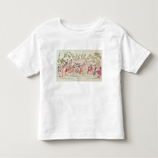 The Triumphant Parisian Army Returning Toddler T-shirt