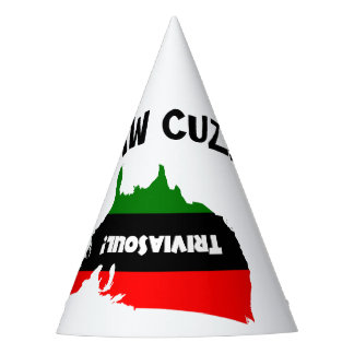The Trivia Soul Dunce Cap Party Hat
