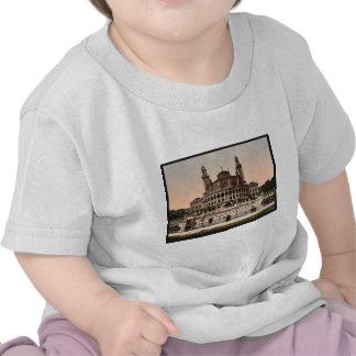 The Trocadero Exposition Universal 1900 Paris Tee Shirt
