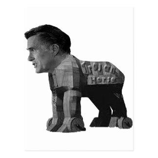 The Trojan Horse Postcard