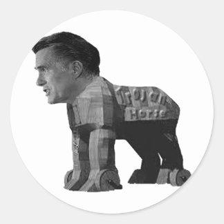 The Trojan Horse Stickers