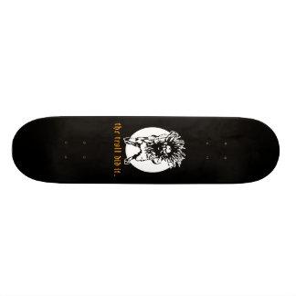 The Troll Did It Skateboard