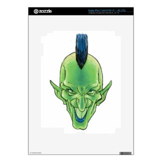 The Troll Skins For iPad 3