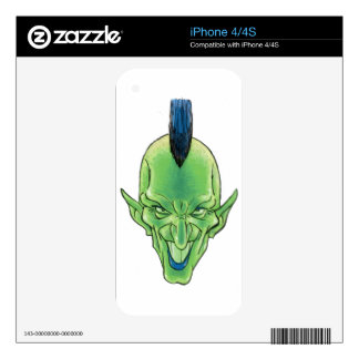 The Troll Skins For The iPhone 4