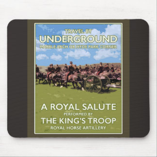 The Troop 1930's style mousepad