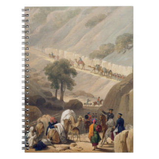 The Troops Emerging from the Narrow Part of the De Notebooks