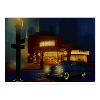 The Troubleshooter - 5 a.m. Postcard