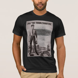 The Troubleshooters T-Shirt