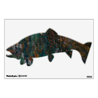 The Trout Wall Sticker