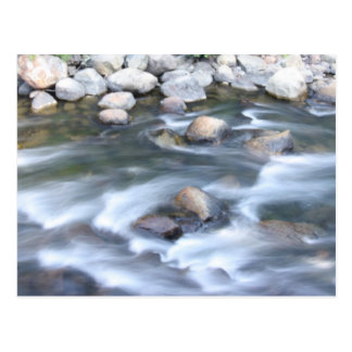 The Truckee River Postcard