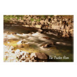 The Truckee River Print