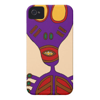 The True Ghost Of Anansi iPhone 4 Cover